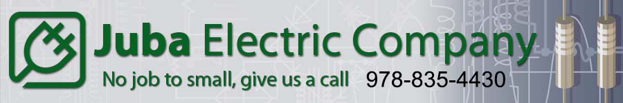 Juba Electric Company, North Andover, 978-689-8831, No job too small